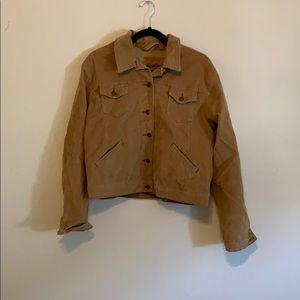 Vintage Levi Corduroy jacket